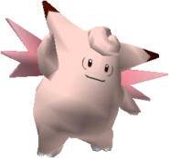 036Clefable Pokemon Stadium