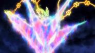 Mega Rayquaza Dragon Pulse