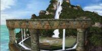 Waterfall Colosseum