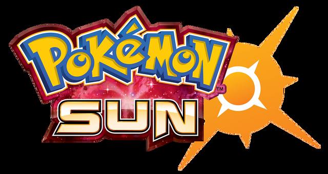 File:Pokémon Sun logo.png