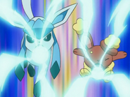 May Glaceon Ice Beam