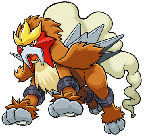 File:244Entei Pokemon Ranger Guardian Signs.png