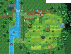 Kalos Pokemon Village