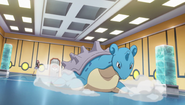 Lorelei Lapras Body Slam