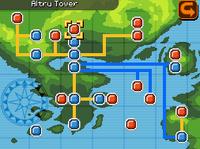 Altru Tower Map Almia