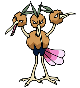 File:085Dodrio OS anime.png
