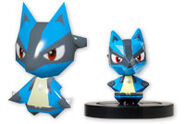 Lucario Rumble U