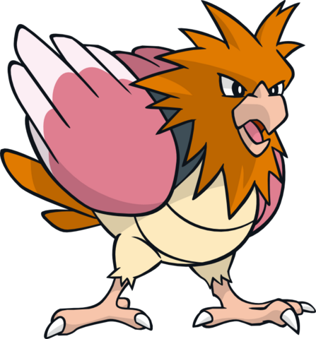 File:021Spearow Dream.png