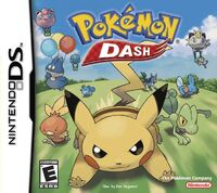 Pokémon Dash Cover