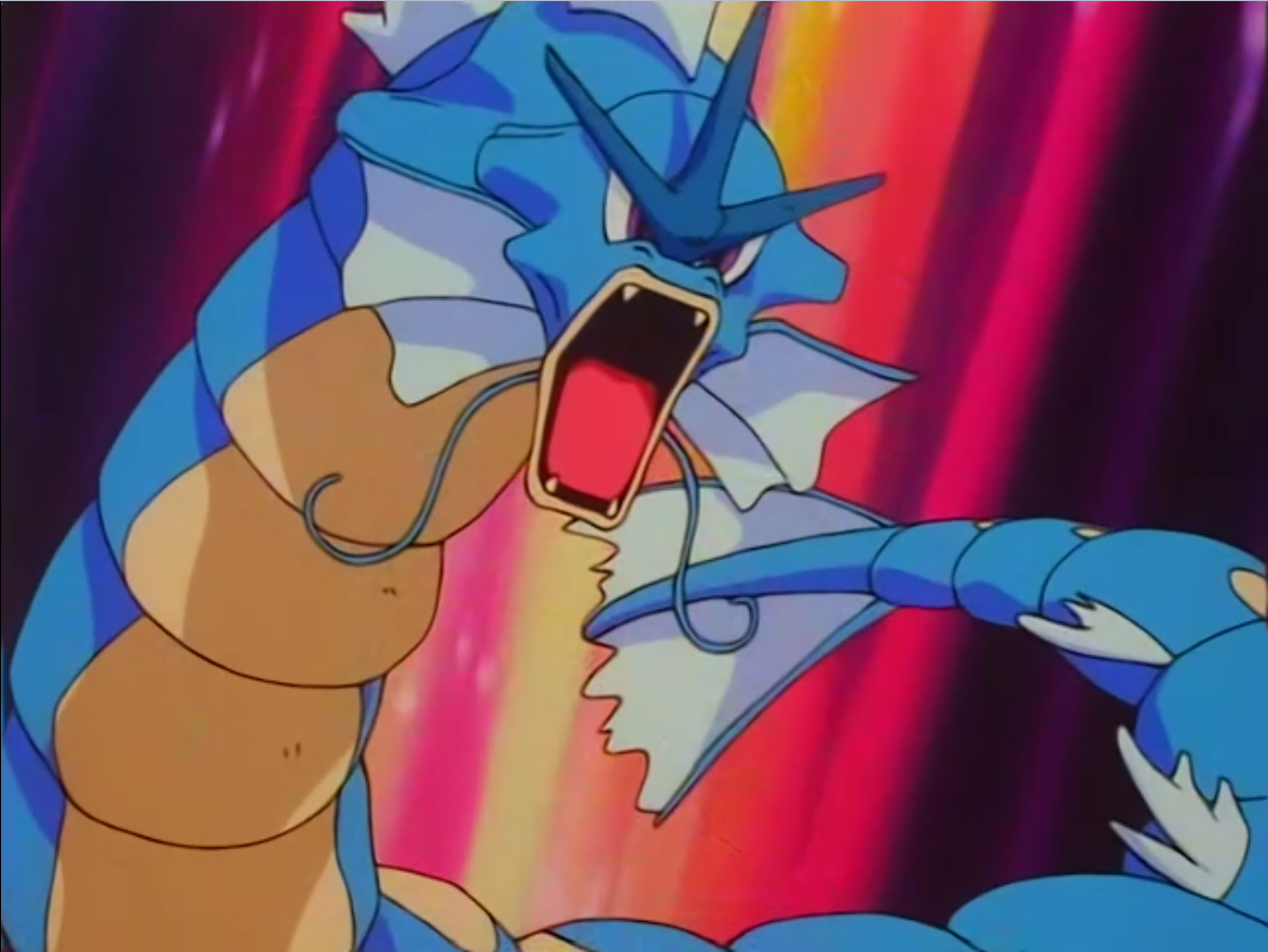 Gyarados Oi012 Pok 233 Mon Wiki Fandom Powered By Wikia