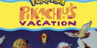 Pikachu's Vacation (short)
