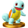 Squirtle trophy SSBWU
