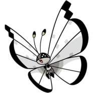 666Vivillon Icy Snow Dream