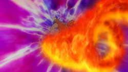 Shamus Heatmor Fire Spin