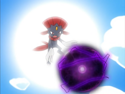 Weavile Shadow Ball