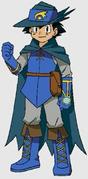 Ash as Sir Aaron
