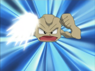 Brock Geodude Mega Punch