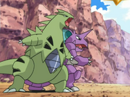 J client henchmen Nidoking Tyranitar