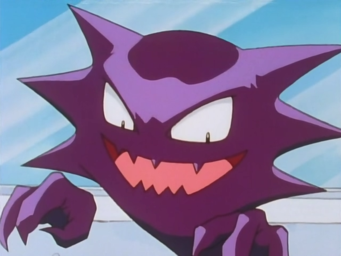 Sabrina S Haunter Pok 233 Mon Wiki Fandom Powered By Wikia