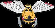 291Ninjask XY anime