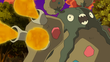 Garbodor's Acid Spray