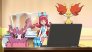 Aria in XY080