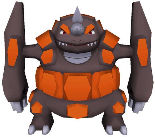 File:464Rhyperior Pokémon PokéPark.jpg