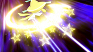 Jirachi's Swift
