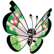 666Vivillon Fancy Dream