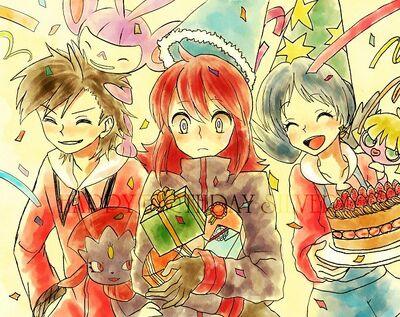 Silver's Birthday
