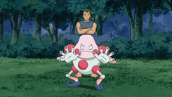Clayton Mr. Mime