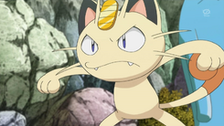 Mirror Team Rocket Meowth
