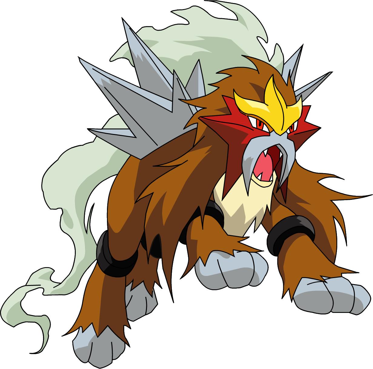 legendary pokemon entei - photo #15