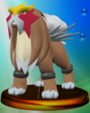 Entei trophy SSBM