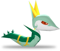 File:Serperior-PokémonRumbleBlast-Model.png