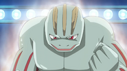 Kenny Machoke Strength