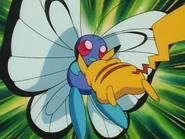 Ash Pikachu Double-Edge