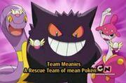 Team meanies