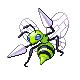 File:Beedrill DPP Shiny Sprites.png