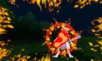 Blaze Kick XY