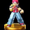 Pokémon Trainer trophy SSBWU