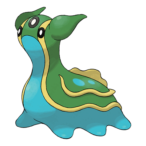 Image result for gastrodon dw png