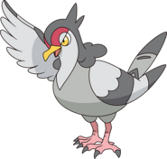 520Tranquill BW anime