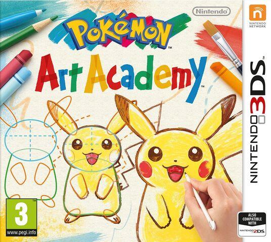 File:Pokémon Art Academy European Boxart.jpg