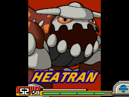 Boss - Heatran