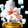 Goldeen trophy SSBWU