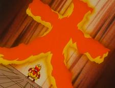 Blaine Magmar Fire Blast