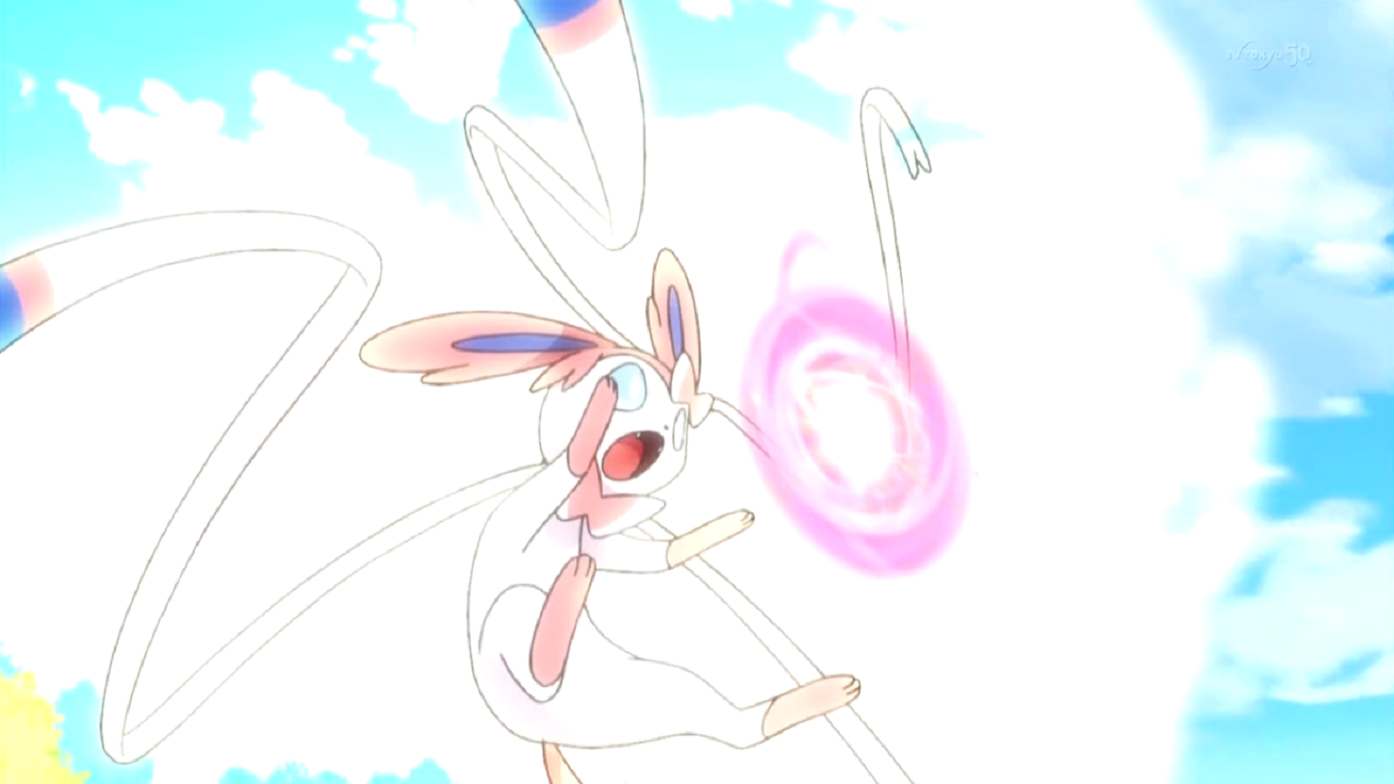 Image Penelope Sylveon Moonblast Png Pok 233 Mon Wiki Fandom Powered By Wikia