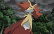 Serena Dream Delphox