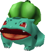 001Bulbasaur Pokemon Stadium